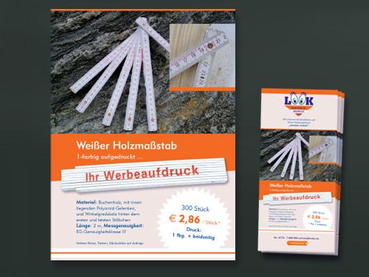 Schulze Werbung Schwerin . Textilien