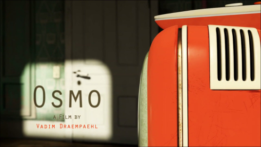 Kurzfilm Osmo