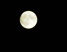 Nicht vergessen: Morgen, 14. November 2016 ist Super-Mond