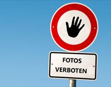 Thema: Bildrechte // Infos in aller Kürze