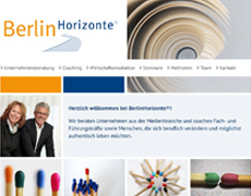 BerlinHorizonte . Website 2018